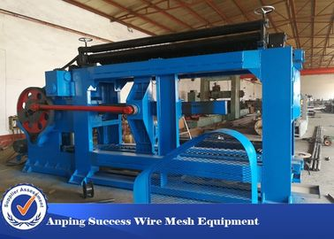 China Multi Purpose Gabion Wire Mesh Machine , Gabion Box Machine High Efficiency supplier