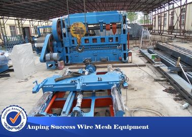 China Different Type Perforated Metal Machine , Expanded Metal Wire Welding Machine supplier