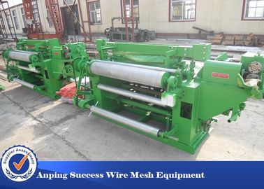 China Fully Automatic Welded Wire Mesh Manufacturing Machine For Welding Screen Mesh supplier