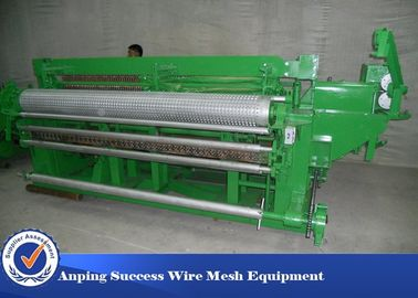 China 1/2'' Welded Wire Mesh Making Machine / Wire Mesh Equipment Low Noise supplier