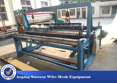 China Hot Dip Galvanized Crimped Wire Mesh Machine Mine Screen Loom Heavy Duty Type supplier