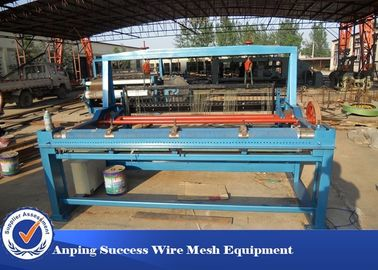 China Professional Semi Automatic Knitting Machine , Hydraulic Wire Crimping Machine supplier