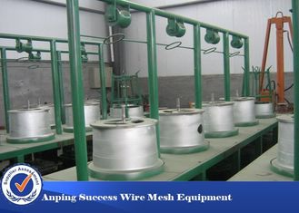 China High Precise Design Wire Drawing Equipment For Wire Steel Low Noise 380V supplier