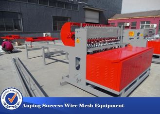China Automatica Wire Mesh Fence Making Machine Of Produce Line For 3-6mm supplier