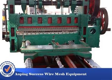 China 2m Heavy- duty Type Expanded Metal Machine Automatic Produce Line supplier