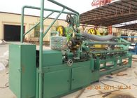 Professional Chain Link Fence Making Machine / Diamond Mesh Fencing Machine 2 - 4M