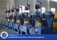 China Aluminium / Copper Wire Drawing Machine For Making Stainless Steel Wire factory