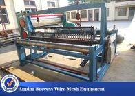Hot Dip Galvanized Crimped Wire Mesh Machine Mine Screen Loom Heavy Duty Type