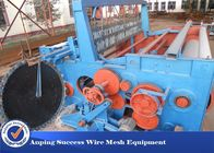 Industrial Shuttleless Rapier Weaving Machine , Shuttleless Rapier Loom 2.2kw