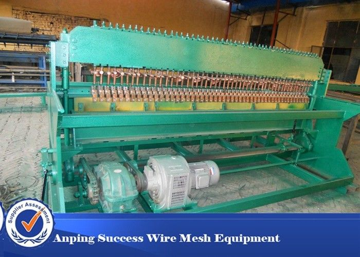 Roadway Wire Mesh Manufacturing Machine Customized Size / Colors 6x3 ...