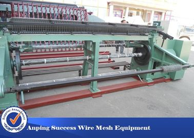 China Honey Comb Stainless Steel Wire Mesh Machine Horizontal Design Low Noise distributor