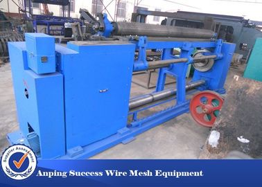 China High Speed Hexagonal Wire Netting Machine Gabion Machine For Chicken Cages distributor