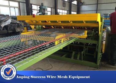 China Construction Steel Automatic Wire Mesh Welding Machine 50X50-200X200MM distributor
