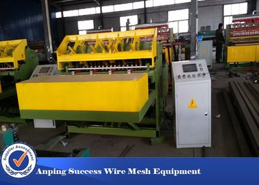 China Animal Wire Cage Welding Machine , Wire Net Making Machine 380V - 420V factory