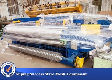 China PLC Centralized Control Wire Mesh Making Machine For Industrial Touch Input distributor