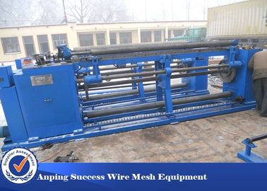 China Double Twist Coop Steel Hexagonal Wire Netting Machine Horizontal Design factory