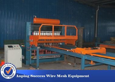 China 60 Times / Min Three Wire Mesh Making Machine For Poultry Meshes Stable Performance factory
