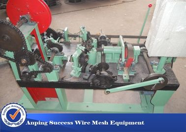 China Fully Automatic Barbed Wire Making Machine Easy Operation 1900mm*1300mm*980mm distributor