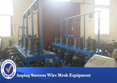 China Continuous Multi Wire Drawing Machine For Making Nails 6050x1685x2100mm factory