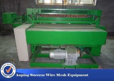 China Stainless Steel 304 SS Welded Wire Mesh Machine With Large Wire Diameter factory