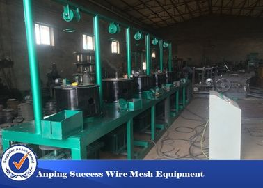 China Automatic Pulley Type Water Tank Wire Drawing Machine Multi Function 5000kg distributor