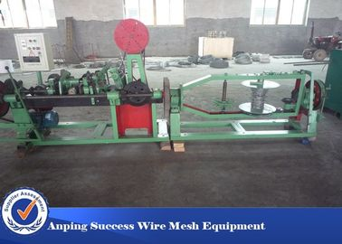 China 40kg/H Fence Panel Machine , Wire Mesh Equipment For Military Field / Prisons distributor