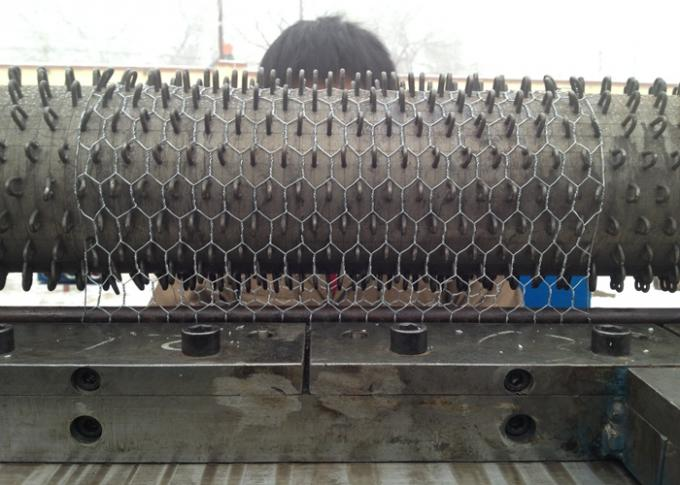 NW Series Hexagonal Wire Netting Machine Advanced Design 2.2KW Motor Capacity