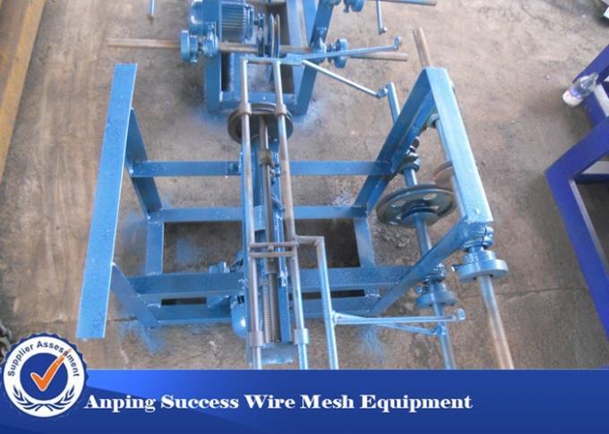 20 Gauge Hexagonal Wire Netting Machine For Black Vinyl Coated Poultry