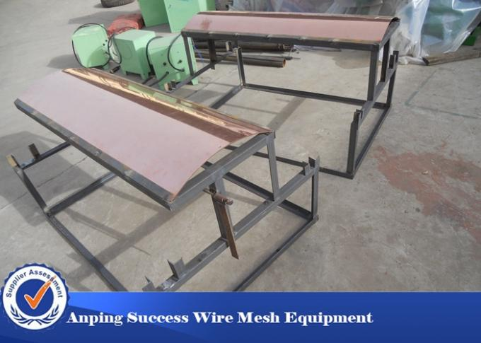 1/2'' Welded Wire Mesh Making Machine / Wire Mesh Equipment Low Noise