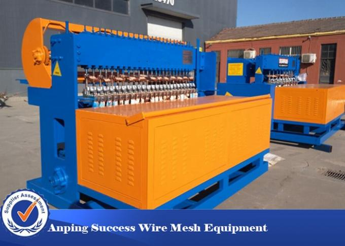 Automatica Wire Mesh Fence Making Machine Of Produce Line For 3-6mm